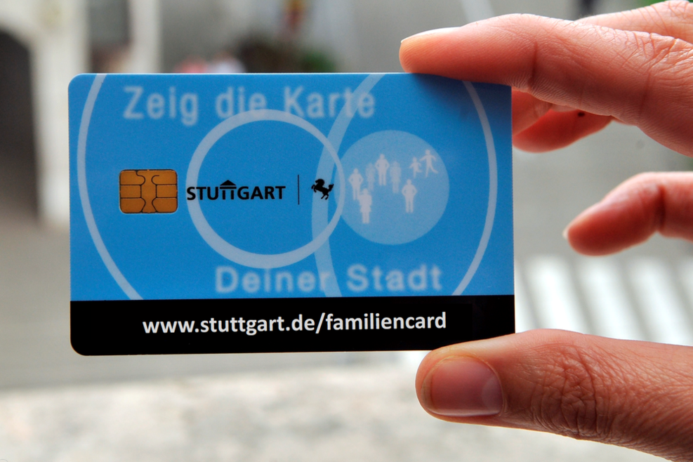 Family Card Stuttgart